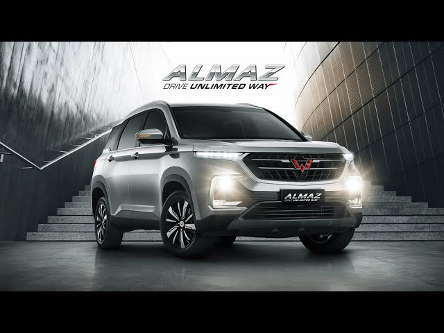 2019 Wuling Almaz Commercial TVC - Indonesia