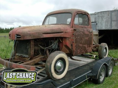 1950 ford f1 shortbed for sale project truck youtube. Black Bedroom Furniture Sets. Home Design Ideas