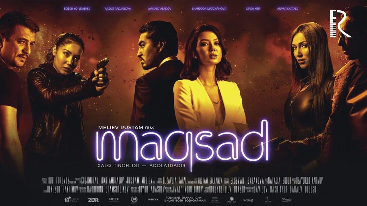 Maqsad (treyler) | Максад (трейлер)