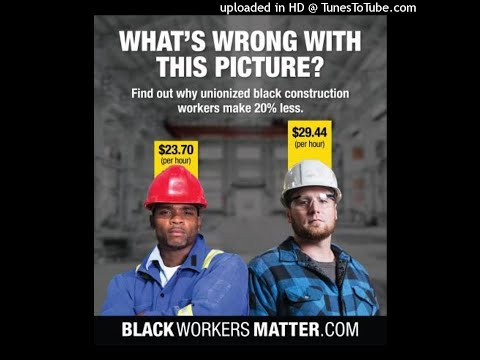 """In Defense Of The Blue Collar Brother!  """"She Can't Appreciate What She Didn't Build"""""""