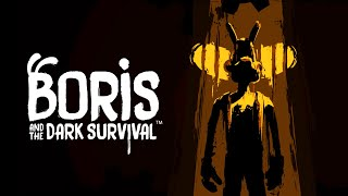 Boris and the Dark Survival - Gameplay Walkthrough Part 1 - Tutorial (iOS, Android)