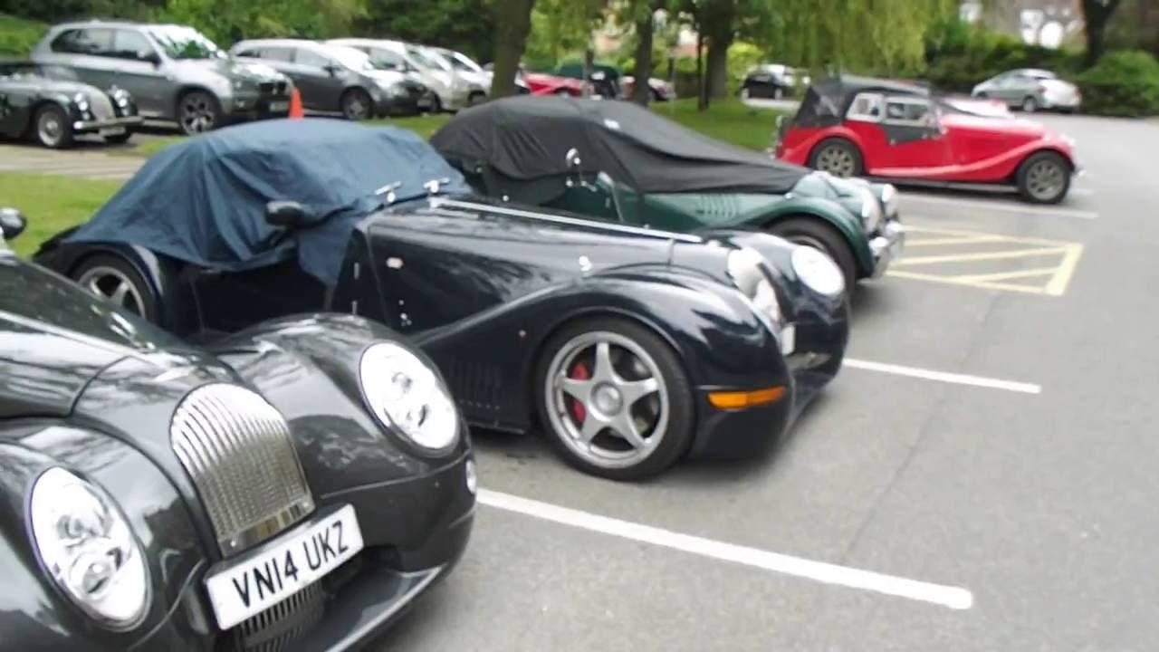 MOG IN HARROGATE S OF MORGAN MOTOR CARS YouTube - Sports cars harrogate