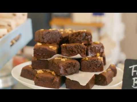Fudgy Brownies Deliciously Ella Vegan And Gluten Free