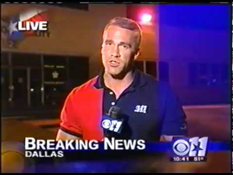 KTVT Dallas News Open and Elements - July 14, 2004