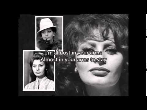Sophia Loren - Almost in Your Arms mp3 indir