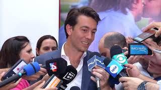 Sartori mencionó como prioridad del nuevo gobierno la Ley de Urgente Consideración