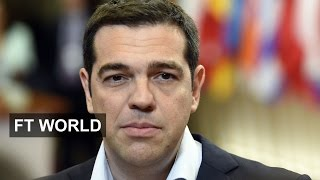 Greece Debt Crisis Deepens | FT World