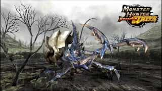 Monster Hunter Freedom Unite ~ Poison Swamp Crab General / Shogun Ceanutaur (OST)