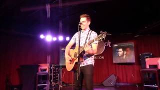 "Andy Grammer - ""Forever"" - Boston, MA 8/8/14"