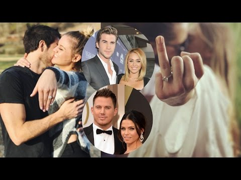 15 Insane Celeb Engagement Rings