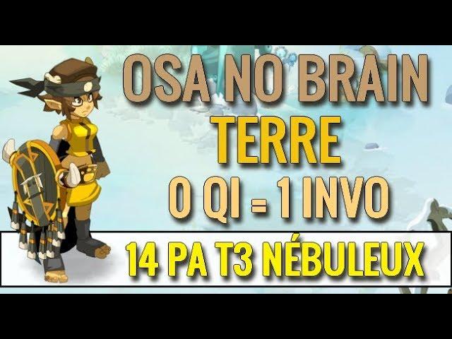 [ PVP ] OSAMODAS NO BRAIN TERRE ! MODE 14 PA VIA RAPPEL - NÉBULEUX ! ON ROX AEC UN OSA :o 1 VS 1 !