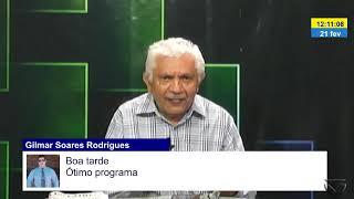 Programa Sergio Cruz - 21 fevereiro de 2019