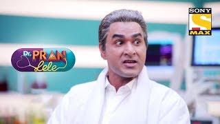 Aamir Visits Dr. Pran Lele   Dr. Pran Lele
