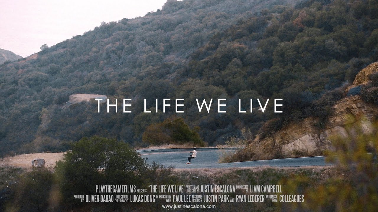 The life we live justin escalona youtube altavistaventures Image collections