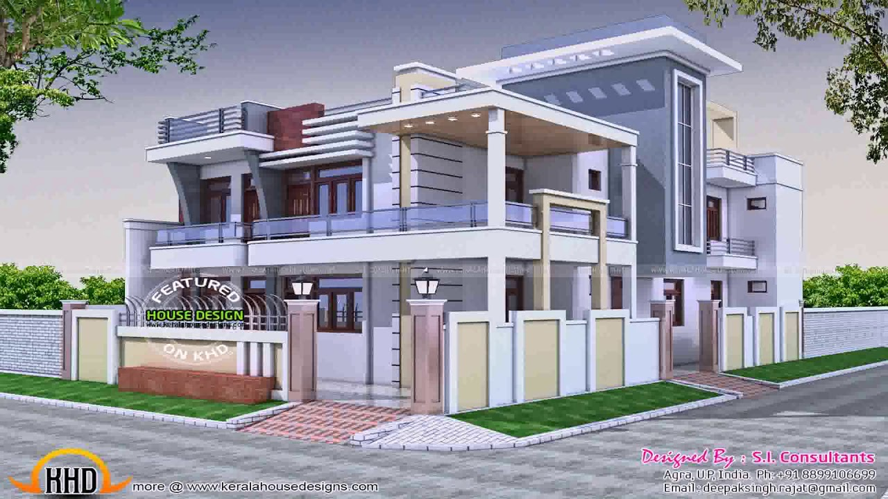 Small Size House Design In India