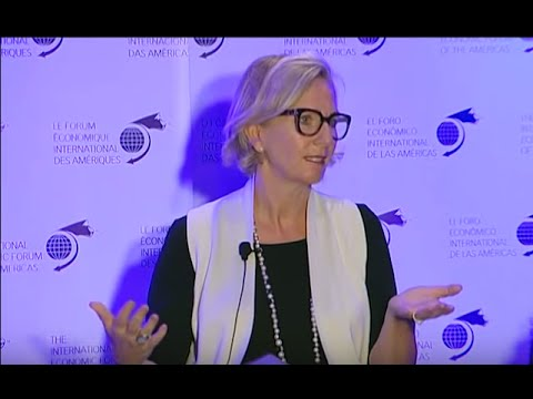 The International Economic Forum Of The Americas: Conference Of Montreal (2015)