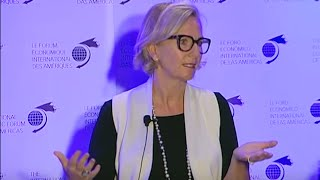 The International Economic Forum of the Americas: Conference of Montreal (2015)(