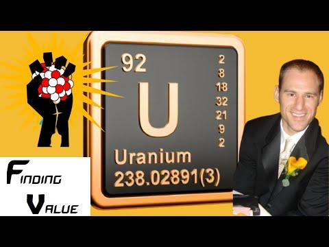Uranium Update: Technical Analysis: Buyers Where Are you?