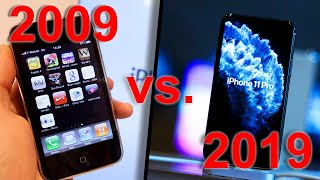 2009 vs 2019: What's Changed From YouTube to iPhones