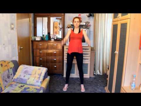 Тотальная Эволюция прорыв Fitness House Контрольное задание №1 Зарядка