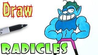 How to Draw Radicles | OK KO Let