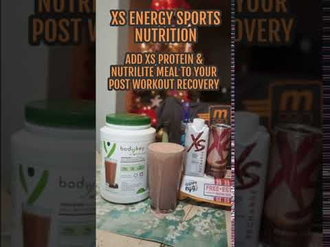 XS Energy Sports Nutrition