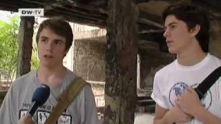 Bosnien: Schule der Hoffnung in Mostar   Europa Aktuell