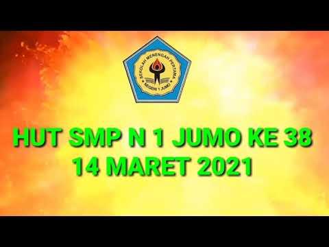 HUT SMP N 1 JUMO KE 38