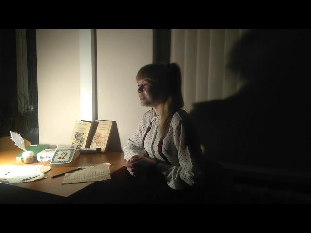 Изображение предпросмотра прочтения – КсенияБезвытная читает произведение «Письмо матери» С.А.Есенина