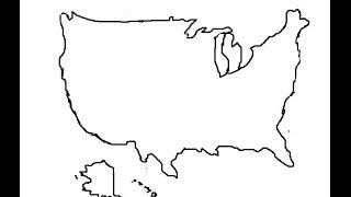U.S.50 STATES  |   BIGGEST TO SMALLEST