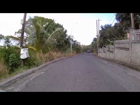 Driving in Antigua - Morris Bay to Old Parham Road
