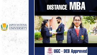 Distance MBA from Jaipur National University (JNU) | 2020-2021 (JNU Distance MBA Detailed Review)