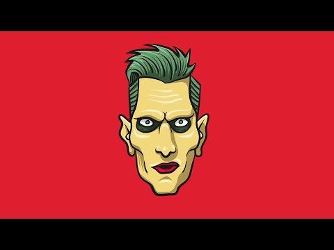 Joker Suicide Squad Character Design Adobe Illustrator
