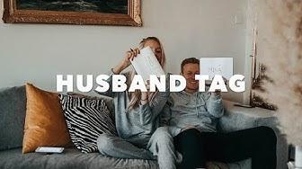 METTI FORSSELL | HUSBAND TAG