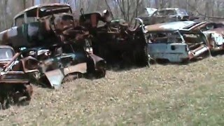 Classic Auto Salvage Adventures Wisconsin chapter