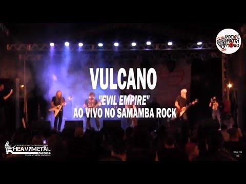 VULCANO - Evil Empire (Live Video) | #HeavyMetalOnline
