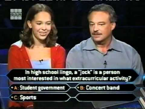 Who wants to be a Millionaire Family Edition #2 (Fathers ...