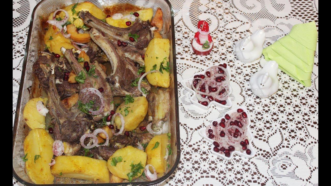 🍽️Кето рецепт: Баранина в духовке