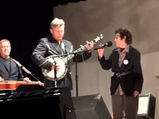 "Clem Hawkins with Eric Gibson ""New River Train""  9-6-12"