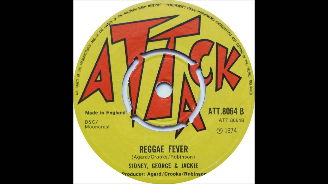 Pioneers - Reggae Fever (as Sidney, George & Jackie)