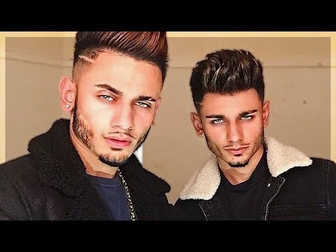 Creepy Twins Think They're The Sexiest People On Earth