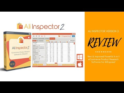 Ali Inspector Version 2 Desktop App By Dave Guindon Review – The All