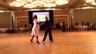 Ballroom Dance Competition- Unique Dance o Rama