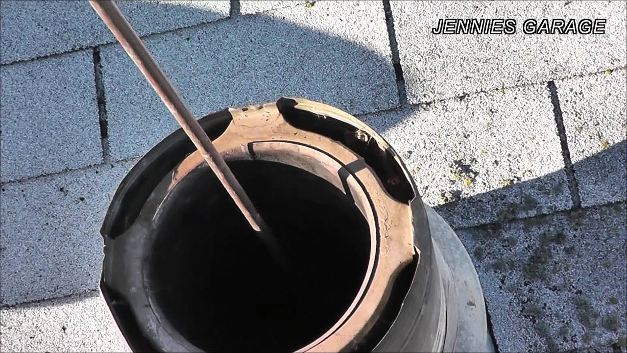 How To Sweep A Chimney Say No To Chimney Fire Amp Yes To A