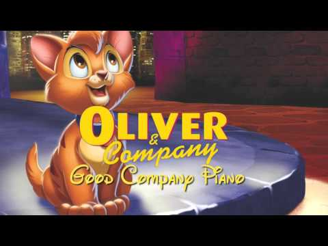 Oliver & Company - Good Company | Piano Version