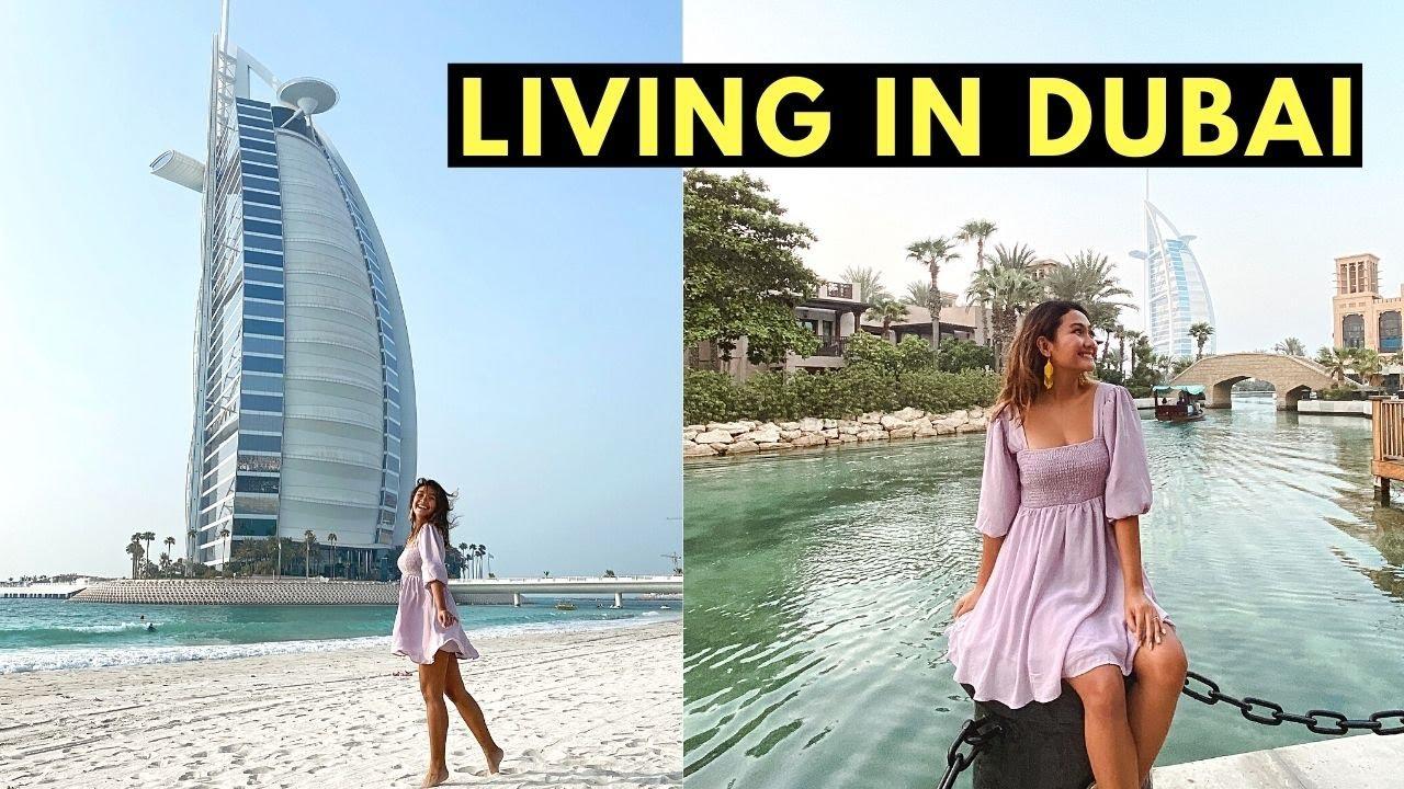 first week LIVING IN DUBAI (mall hopping & meeting FILIPINOS)
