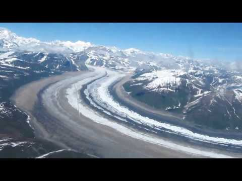 Traveling from Anchorage to Talkeetna Alaska on GrayLine Tours to Denali 2014