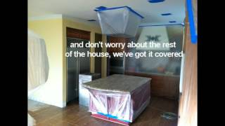 Mold Removal & Applied Structural Drying After Water Damage