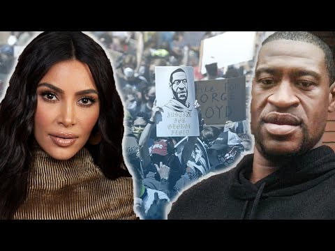 Kim Kardashian & Kendall Jenner React To George Floyd Protests