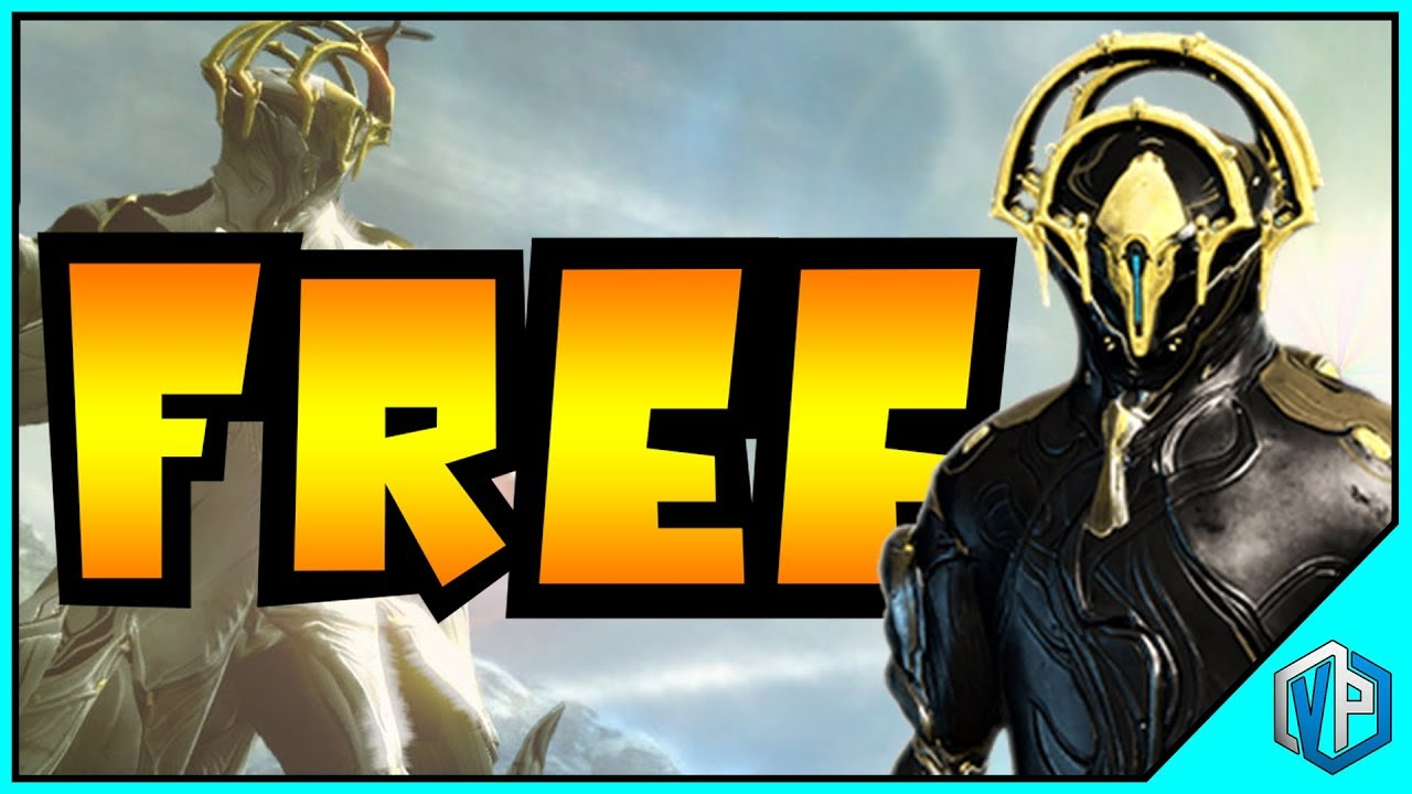 WARFRAME FROST PRIME & PRIME LOOT FREE!